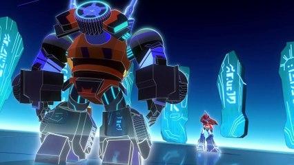 Transformers: Cyberverse - [Season 3 Episode 24]: Dweller In The Depths