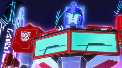 Transformers: Cyberverse - [Season 3 Episode 26]: The Other One