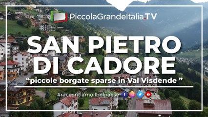 San Pietro di Cadore 2020 - Piccola Grande Italia
