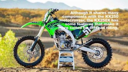 2021 Kawasaki KX250X Review First Ride
