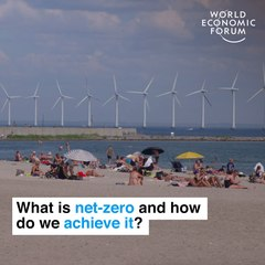 What is net-zero and how do we achieve it?
