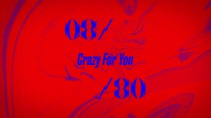 08/80 - Crazy For You