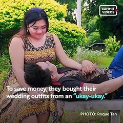 This Couple Had a Balut-Inspired Wedding for P15,000