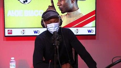 Aloe Blacc en live dans Le Double Expresso RTL2 (13/11/20)