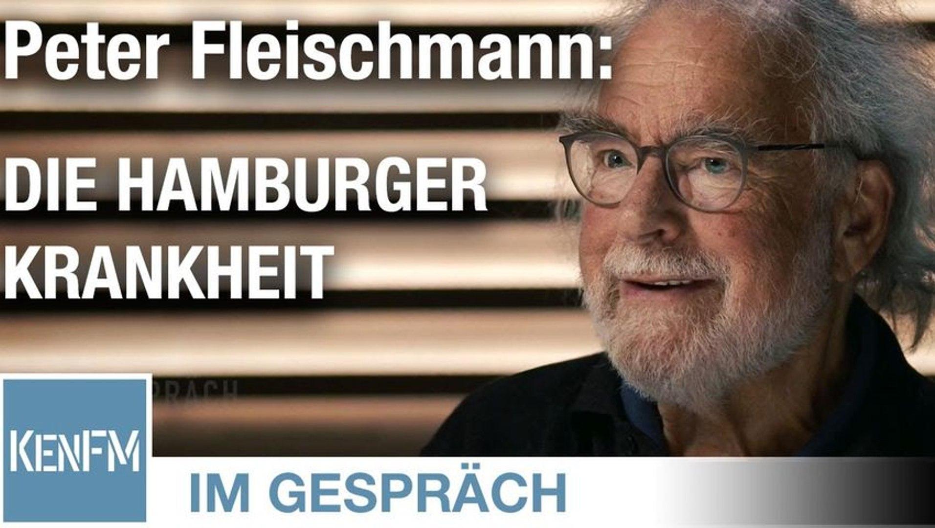 """Im Gespräch: Peter Fleischmann (""""Die Hamburger Krankheit"""")"""