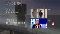 Fort Boyard 2015 - Bande-annonce soirée de l'émission 4 (18/07/2015)