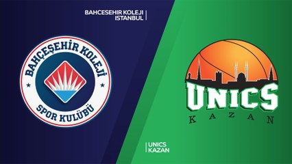 7Days EuroCup Highlights Regular Season, Round 7: Bahcesehir 67-70 UNICS