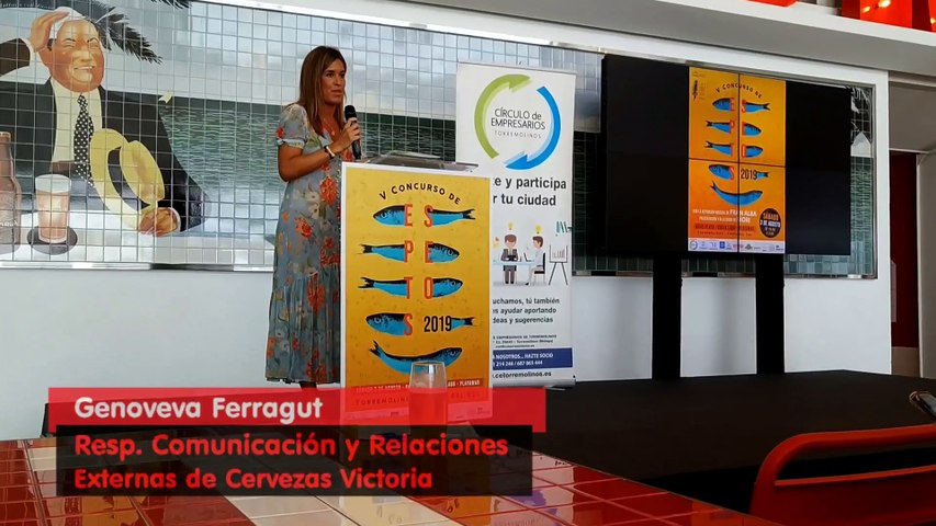 Presentación 5º Concurso de Espetos #Torremolinos #CostaDelSol #Málaga (RoiPress España, jul2019)