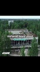 Ukraine Opens Chernobyl's Reactor 4 Control Room to Tourists