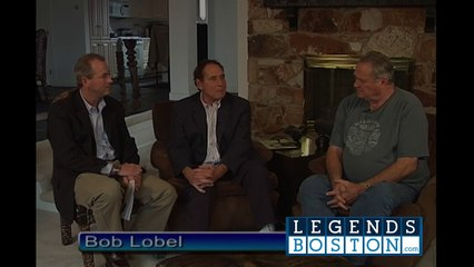 Tommy Heinsohn - Our interview with the Boston Celtic legend