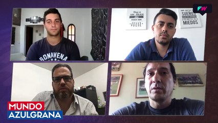 ¡Mundo Azulgrana TV con Aureliano Torres!