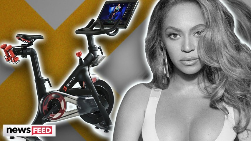Beyonce Announces Fitness Collaboration With Peloton!