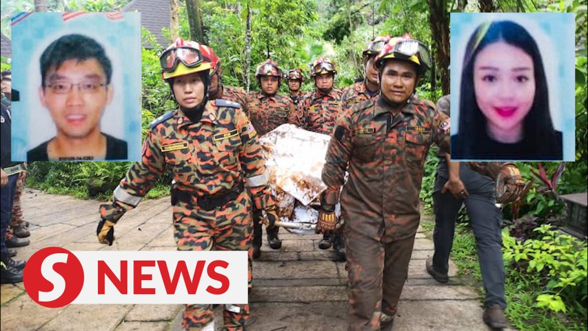Families claim remains of Tambun landslide victims