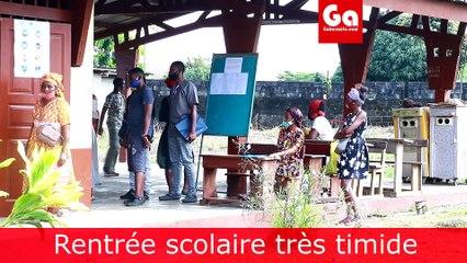 Gabon rentrée des classes