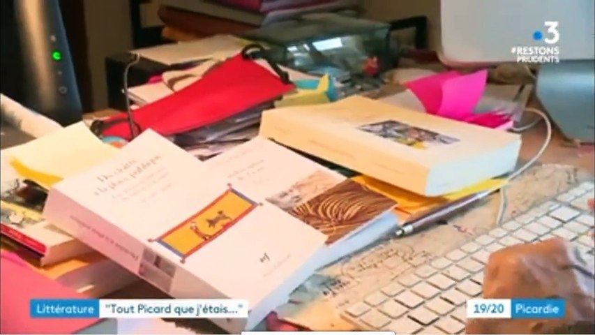 Reportage France 3 Hauts de France 4/11/2020