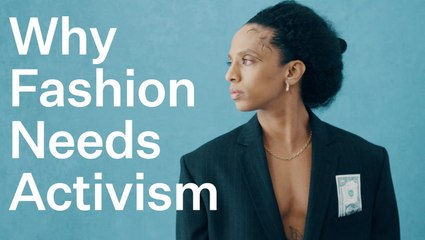 Janaya Khan Imagines a Future of Equity in Fashion Within Our Reach