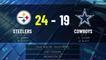 Steelers @ Cowboys Game Recap for SUN, NOV 08 - 05:25 PM ET EST
