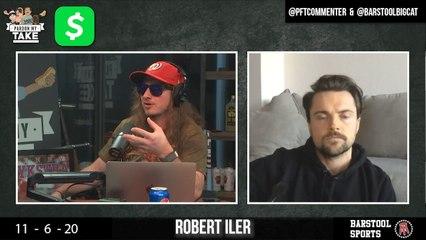 PMT 11/6 - Robert Iler (AJ Soprano), NFL Week 9 Preview And Billy Is A Chicken Breeder