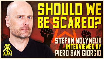 """""""Should We Be Scared?"""" Stefan Molyneux Interviewed by Piero San Giorgio"""