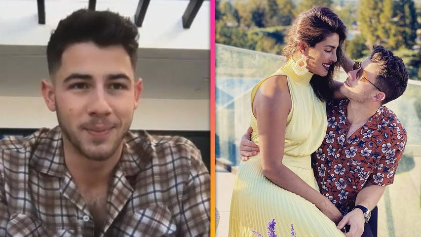 Nick Jonas Reveals He and Wife Priyanka Chopra Have Projects in the Works Together (Exclusive)
