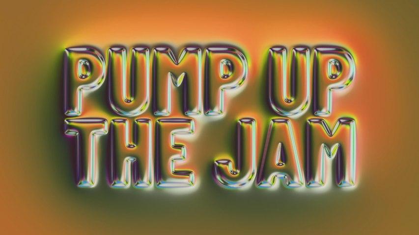 Thomas Gold - Pump Up The Jam
