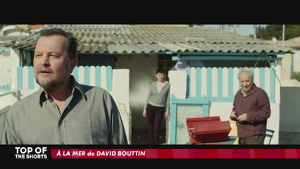 Teaser A LA MER de David Bouttin