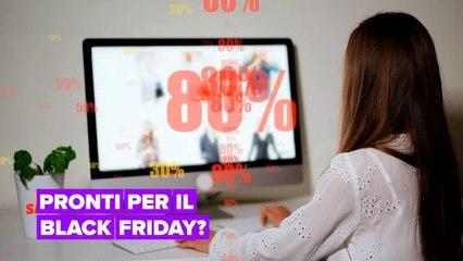 Black Friday: come trovare le offerte più vantaggiose