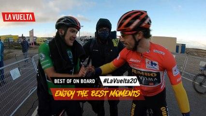 BEST OF On board Cameras | La Vuelta 20