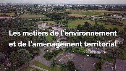 (MICRO TEASER) Les métiers de l'environnement et de l'aménagement des territoires