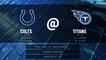 Colts @ Titans Game Preview for THU, NOV 12 - 09:20 PM ET EST