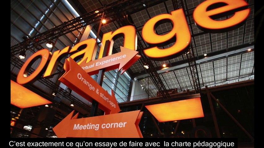 Charte pédagogique Orange Campus