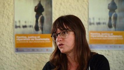 Hantise, justice et réparation au Guatemala: La Llorona de Jayro Bustamante (2019). Julie Amiot-Guillouet (CY Cergy Paris Université)
