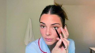 KendallJenner on DIY Face Masks, Bronzed Makeup, and the Secret to Achieving Her Signature Pout