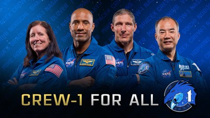SpaceX Crew-1 for All