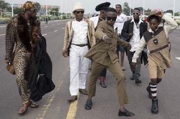 ¿Quiénes son los Dandis del Congo?