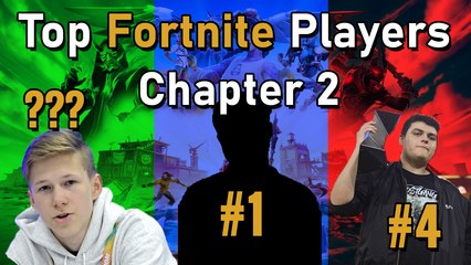 Fortnite: Top 5 Players In The World, Chapter 2 (2020)