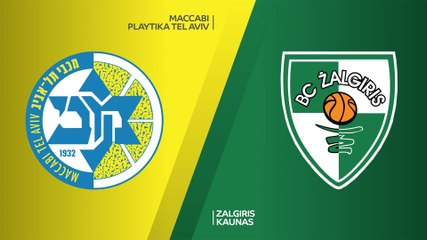 EuroLeague 2020-21 Highlights Regular Season Round 8 video: Maccabi 85-57 Zalgiris