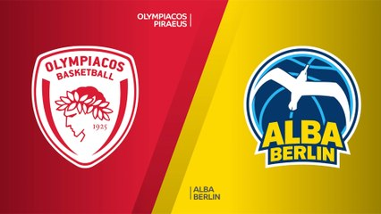 EuroLeague 2020-21 Highlights Regular Season Round 8 video: Olympiacos 75-71 ALBA