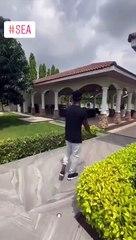 Togo  : Santrinos Raphael impressionné par Adebayor (vidéo)