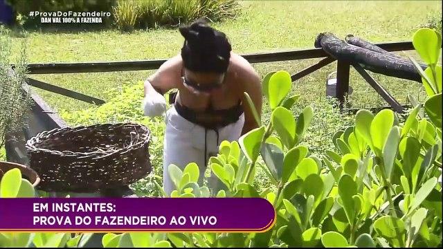 A FAZENDA 12    PROVA DO FAZENDEIRO - EPISÓDIO 65 - ÚLTIMA PARTE