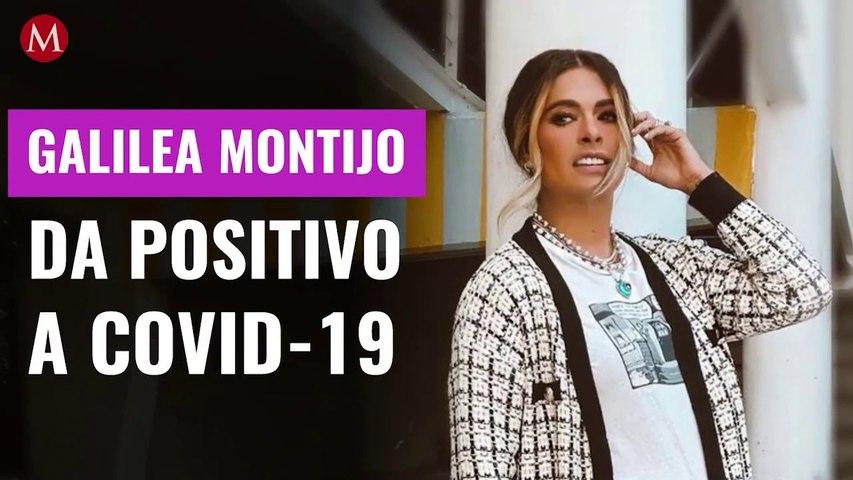 Los dejaré de ver unos días: Galilea Montijo da positivo a covid-19 y se ausenta de 'Hoy'