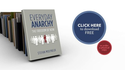 Everyday Anarchy: The Freedom of Now - A Free Book from Stefan Molyneux of Freedomain
