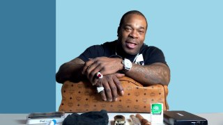 10 Things Busta Rhymes Can't Live Without