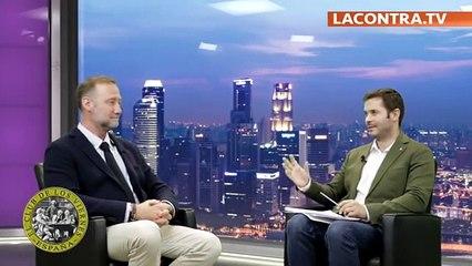 Entrevista a Pedro G. Aguado, campeón olímpico y presentador de TV