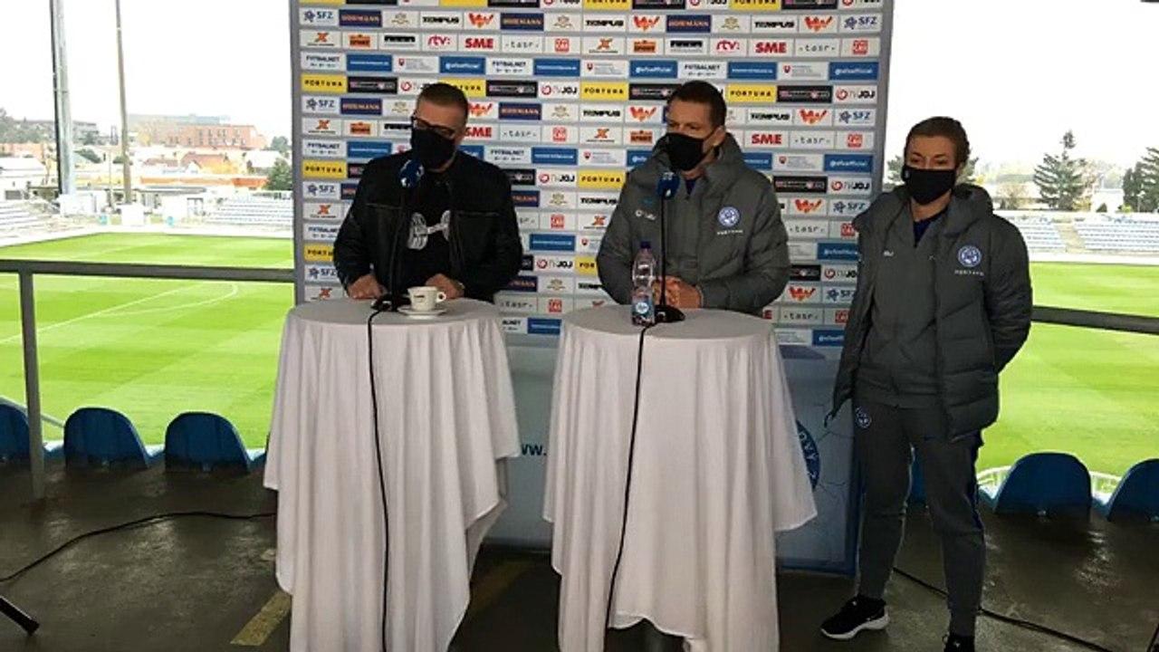 ZÁZNAM: TK k postupu slovenských futbalistov na ME