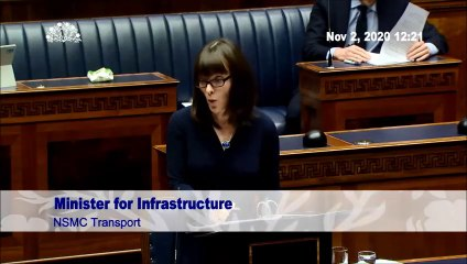 Derry's inclusion in high speed rail study to address years of neglect, says Nichola Mallon