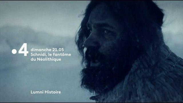 Lumni Histoire - Schnidi, le fantôme du néolithique - Bande annonce