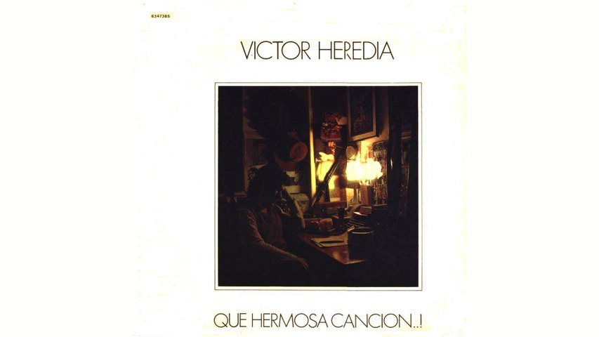 Victor Heredia - Negro Halcón