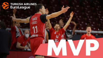 MVP of the Week: Vladimir Lucic, FC Bayern Munich