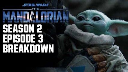 The Mandalorian (Season 2, Episode 3 Breakdown): What The Hell Is Happening?